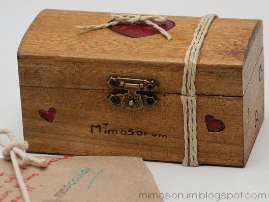 MIMOSORUM : Un Amigo Invisible para San Valentín