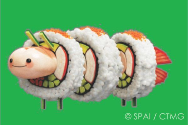 Susheep – Starring in Cloudy With A Chance of Meatballs 2