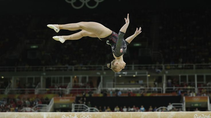 Black finishes Canadian best-ever fifth in all-around at Rio 2016