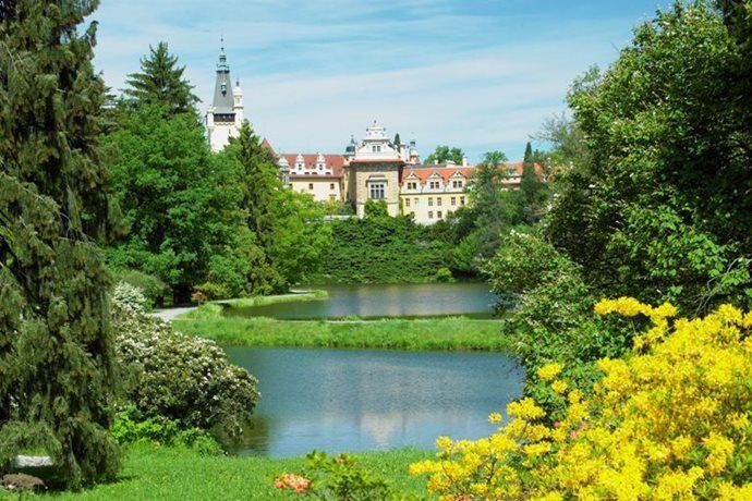Kudy z nudy - Průhonický park - zahrady s puncem UNESCO