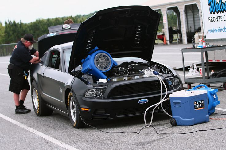 ford mustang | From story: 2014 Ford Mustang Cobra Jet Tested at the Drag Strip ...