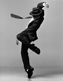 LOVE a man who can dance