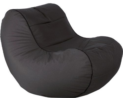 Magma-Heimtex 28742 07 Chilly Bean Scuba 108 x 75 x 70 cm, anthrazit