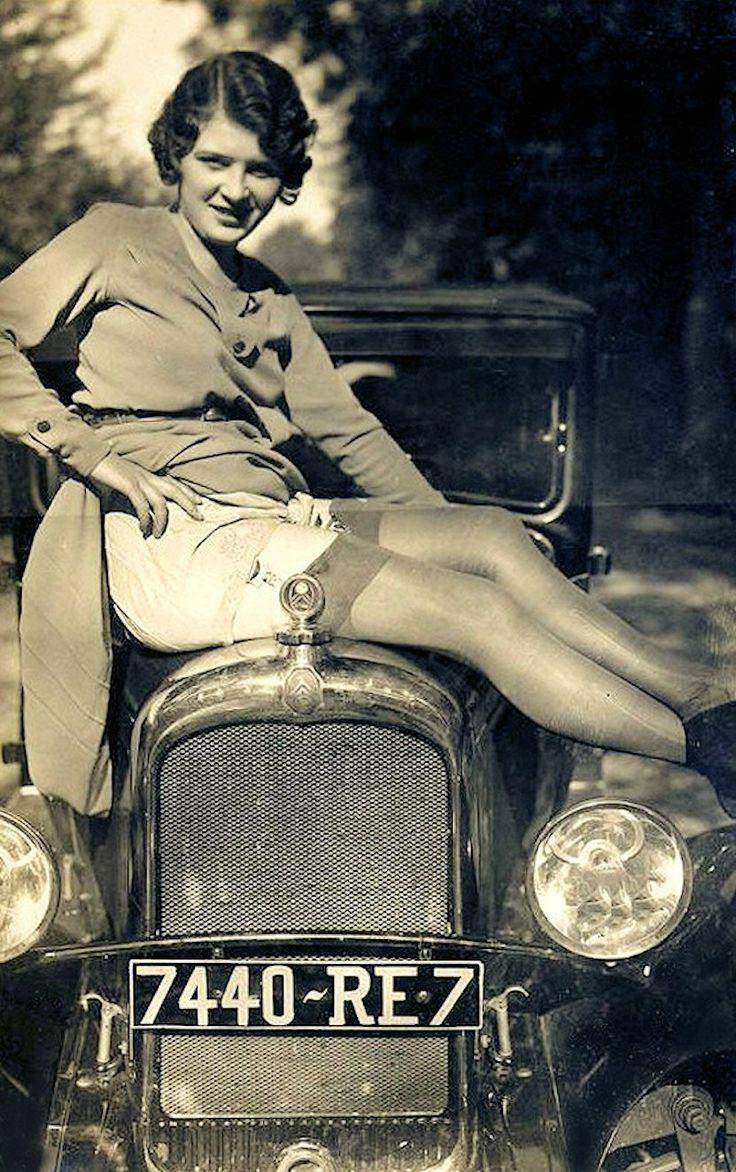 Flapper gone wild - 1920's
