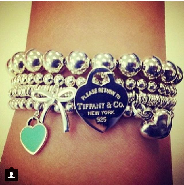 Tiffany & Co. bracelets