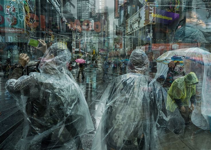 Multiple Exposure Photos by Christian Stoll | Inspiration Grid | Design Inspiration