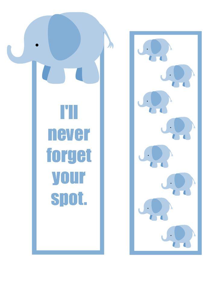 Allfreepapercrafts Com: 1000+ Ideas About Printable Bookmarks On Pinterest