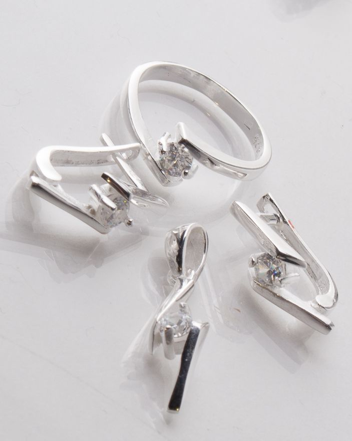 Set argint cod 1-3-247, gr8.1