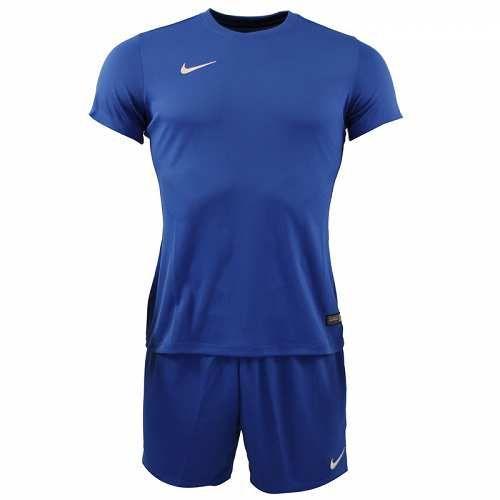 Prezzi e Sconti: #Nike park azzurro donna mc  ad Euro 22.90 in #20483 n480 #Abbigliamento gara completi