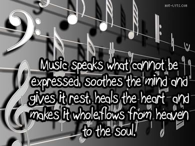 Music Quotes Picture - Quoteko.com