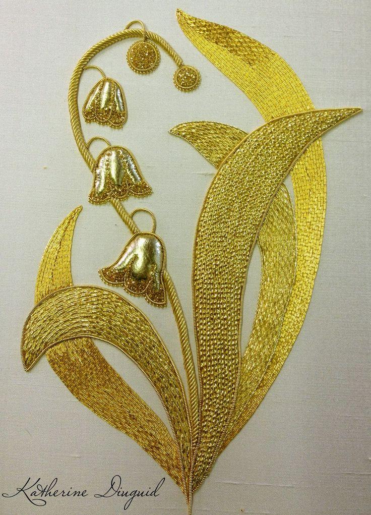 Gold work