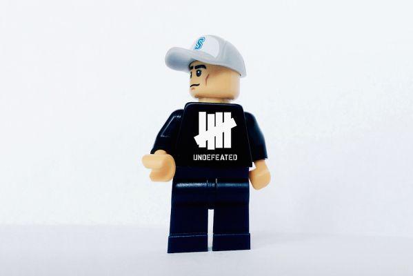 Undefeated X LEGO
