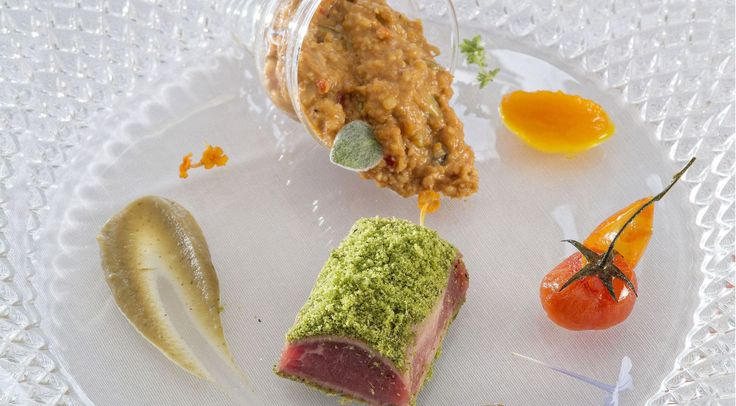 Dishes with colors and amazing taste! #EloundaGulf #Gastronomy