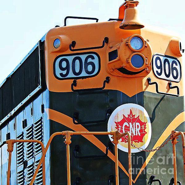 NEXTC N R Train 906 by Barbara Griffin Train image