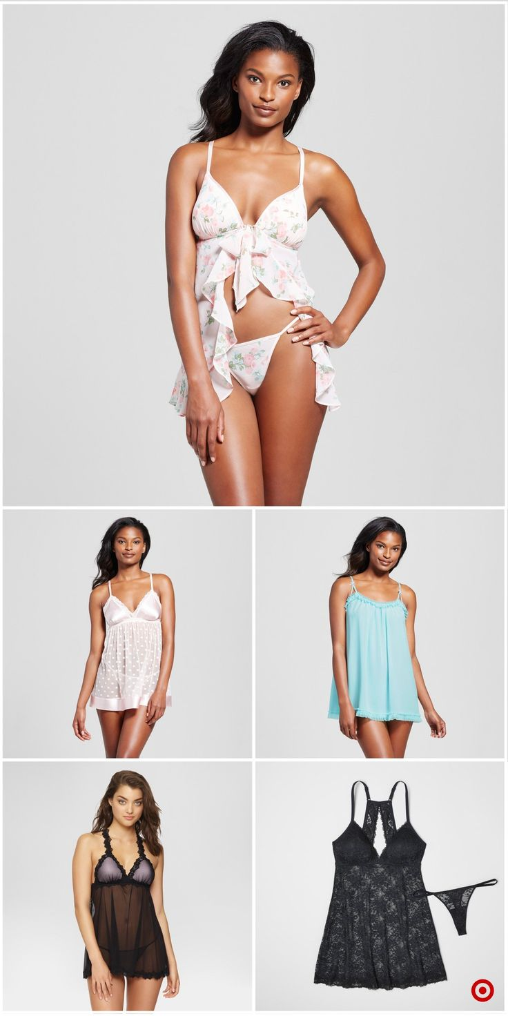Shop Target for babydoll lingerie you will love at great low prices. Free shipping on all orders or free same-day pick-up in store.