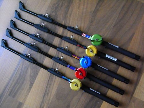 Stabfeuerzeug Feuerzeug XXL 365mm Angel für Kamin Kerzen Grill Feuer Geschenk