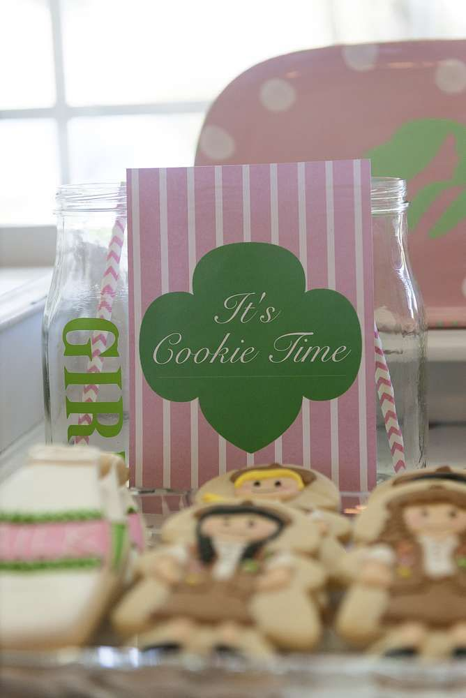 Girl Scout Celebration Fundraiser Party Ideas | Photo 1 of 111