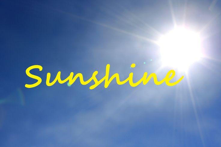 Sunshine (: