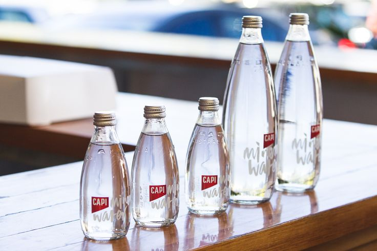 Our happy Mineral Water family.