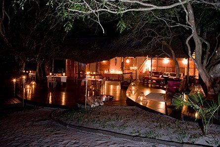 Kosi Forest Lodge Main Lodge