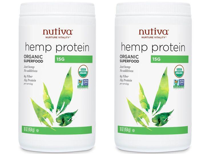 Best worst protein powder nutiva hemp