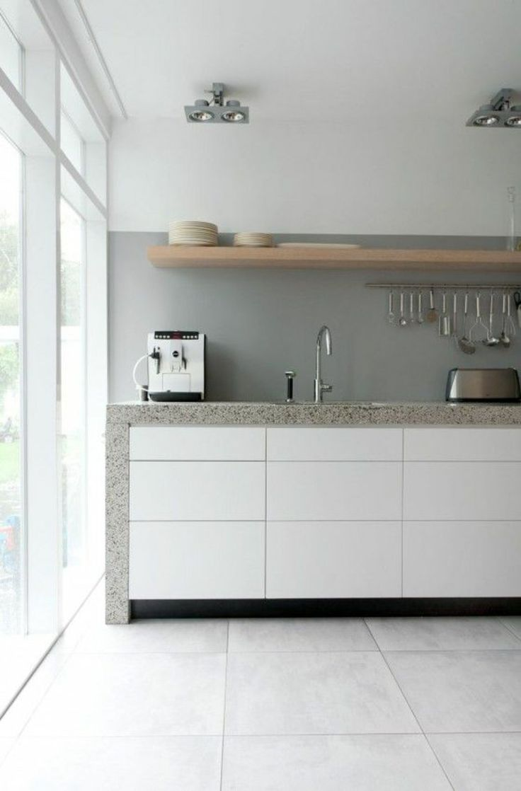 Kennen Sie die Vorteile der Granitarbeitsplatte?