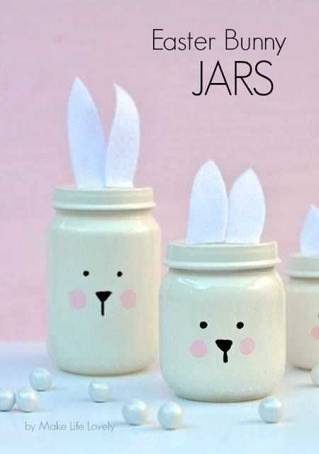 more bunny jars