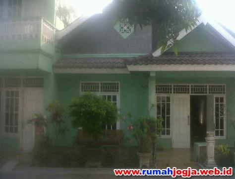 dijual rumah 2 lantai di jetis sleman Yogyakarta