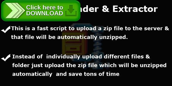 [ThemeForest]Free nulled download Zip File Uploader and Automatic Extractor from http://zippyfile.download/f.php?id=59436 Tags: ecommerce, automatic extractor, automatic uploader, file uploader, unpacker, unzip zip file, upload, uploader, uploader and extractor, zip, zip extractor, zip file uploader, zip unpacker, zip uploader and extractor