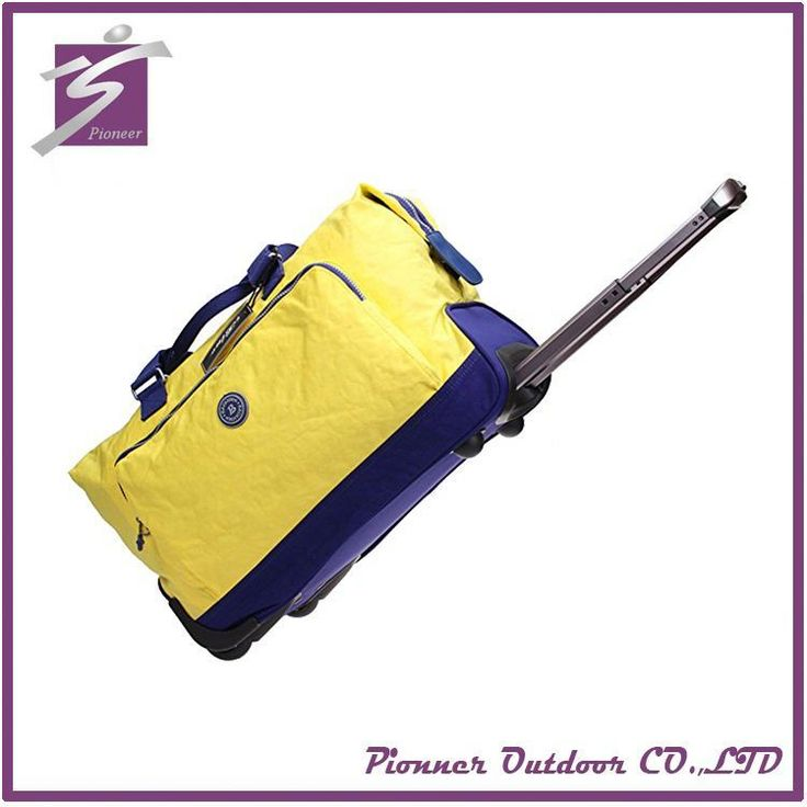 wholesale small travel trolley bag at factory price