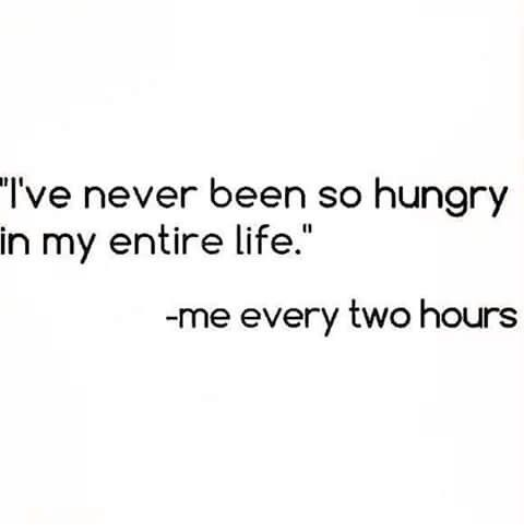 More like every hour