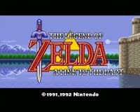 joga The Legend of Zelda - A Link to the Past