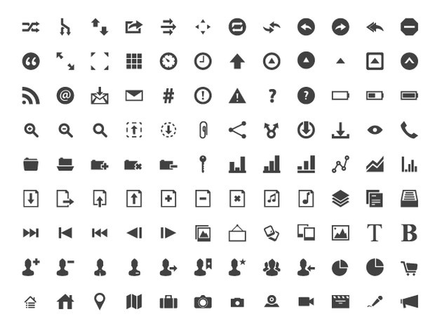 Pyconic – 400 PNG Icons Free