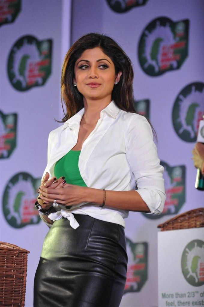 Shilpa Shetty at Ariel's promotional event National Survey. #Bollywood #Fashion #Style #Beauty