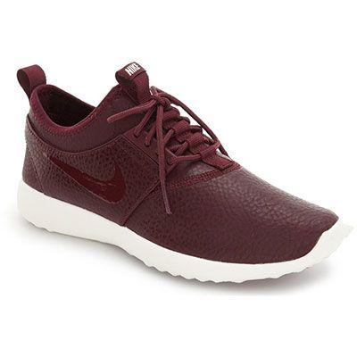 Nike 'Juvenate' Sneaker - burgundy sneakers, burgundy leather sneakers, burgundy nike sneakers, nike burgundy sneakers