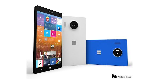 """Microsoft on Tuesday at its """"Windows 10 devices briefing"""" event launched the Windows 10 devices Lumia 950, Lumia 950 XL, along with the Surface Pro 4, Surface Book, and Microsoft Ban"""