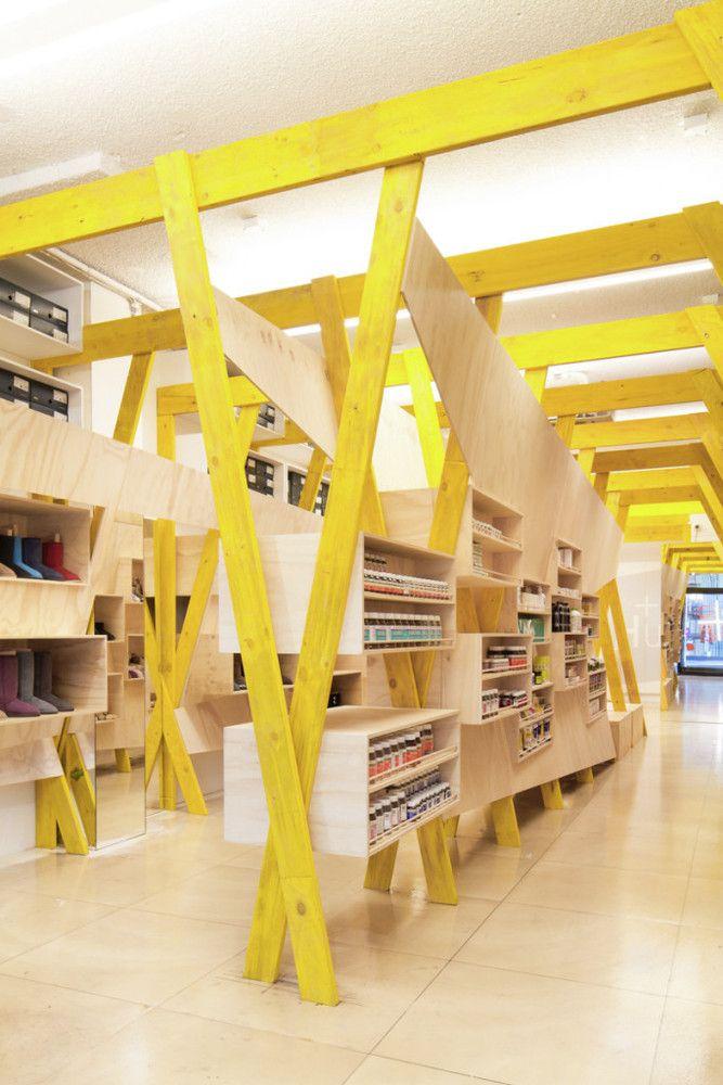 Gallery of Hugg Store / TANDEM design studio - 1