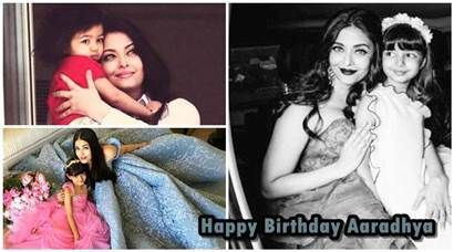 Aaradhya Bachchan birthday special A look at some of the best photos of Aishwarya Rai's daughter - The Indian Express #757Live