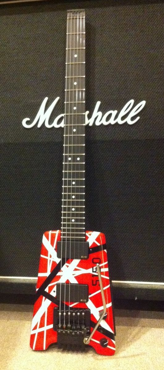 36 best Guitar Frankenstrat images on Pinterest | Eddie ...Eddie Van Halen Guitar Design