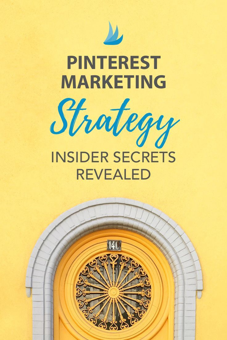 Pinterest Marketing Strategy Insider Secrets Revealed. A solid Pinterest marketing strategy can help you drive massive traffic to your blog or site. Learn how to win at Pinterest marketing with this tried and tested Pinterest strategy guide. #pinterestmarketing #pinterestmarketingtips #pintereststrategy #marketingstrategy  via @tailwind