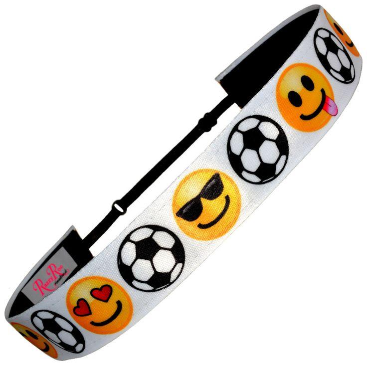 Emoji Soccer Headband