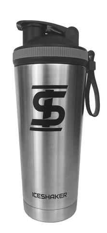 Top 10 Features that a good shaker bottle must have!  Stop buying Protein Shaker Bottles that end up smelling awful, leaking or breaking after a couple months.  Grab a shaker bottle that isn't just great for the gym and mixing protein powders, but is great for every day use at the office, pool, beach, car and everywhere else you go.  Ice Shaker's insulated stainless steel bottle holds ice for over 30 hours and does not absorb odor!
