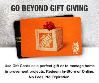 The Home Depot Gift Card Mobile Giftryapp Gift Card Gifts House Warming Gifts