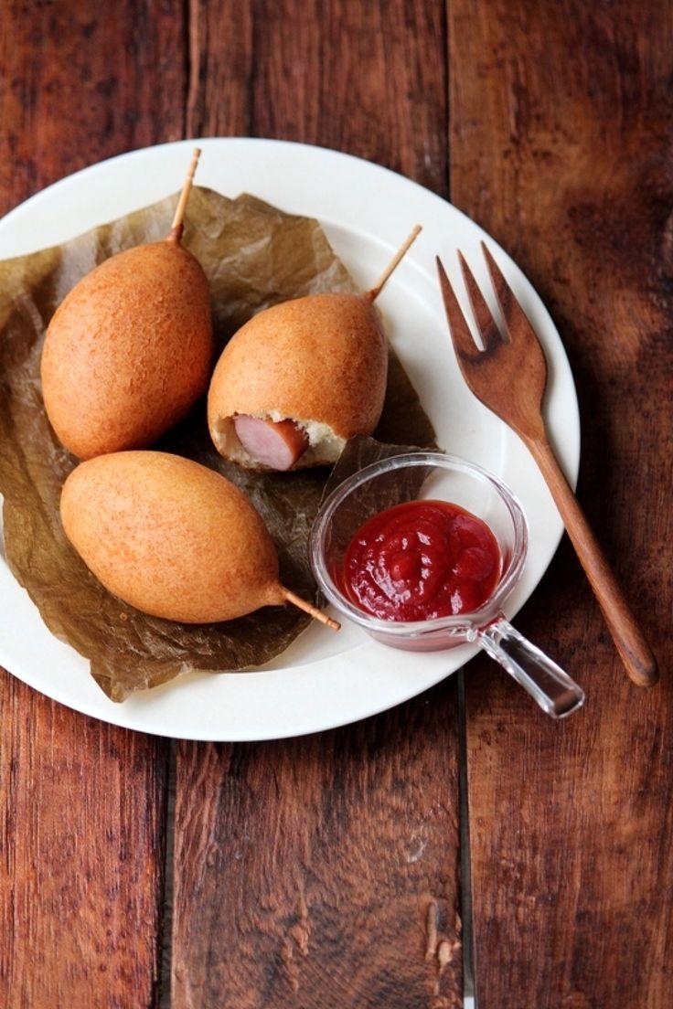 ミニ・アメリカンドッグ。 by 栁川かおり | レシピサイト「Nadia | ナディア」プロの料理を無料で検索