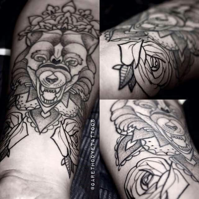 Some new work from @garethdoyetattoos for booking inquiries email thedevilsrejectstattoo@gmail.com #tattoo  #capetown #thedevilsrejectstattoostudio #dotwork