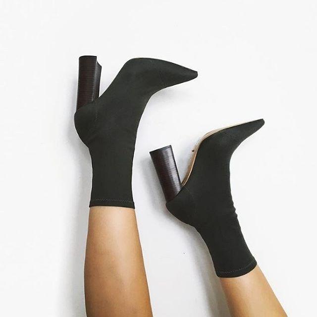 INSTAGRAM // 'DIDDY' in Black Lycra. #tonybianco #instagram #boots