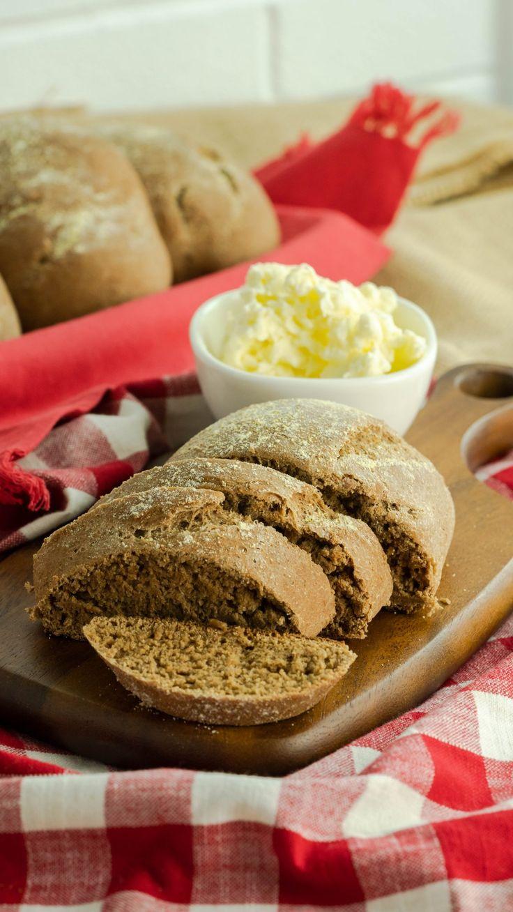 Copycat Outback Steakhouse Honey Wheat Bread Recipe in