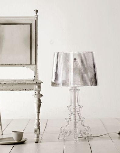 lamp Bourgie by Kartell
