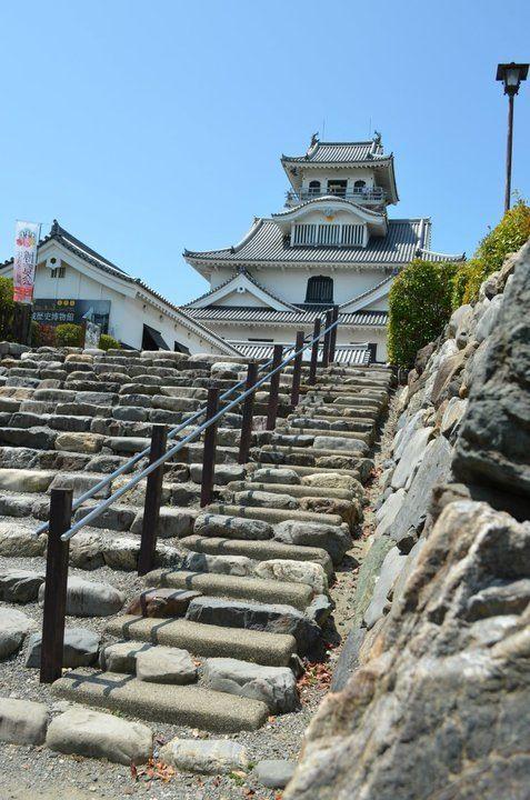 Nagahama Castle ( Shiga ken )