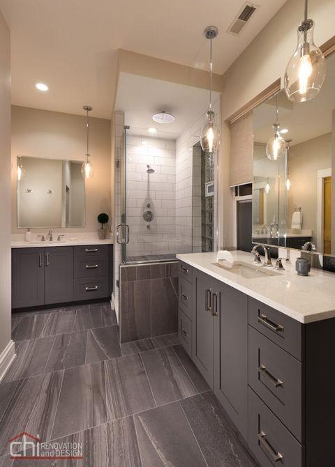 A Multifunction Chicago Bathroom Bathroom Remodel Designs Modern Master Bathroom Bathrooms Remodel